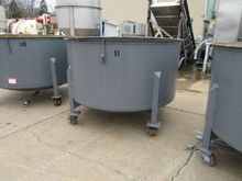 600 gallon Steel Tank 3741