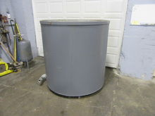500 gallon Vertical Steel Tank