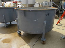 600 gallon Carbon Steel Vertica