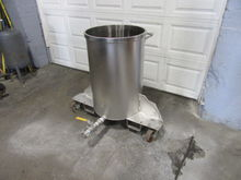50 gallon Stainless Steel Tank