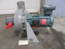 1/2 hp FanAm Inc Blower 3767