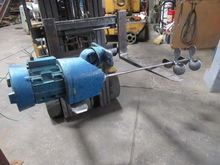 2 hp Lightnin Mixer Agitator. 3