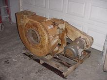 AAF Blower, 10 hp, Model no. K,