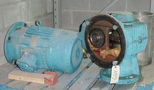 10 hp Agitator Drive for Glass