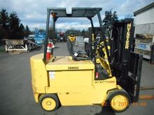 1995 Hyster E100XL Electric For