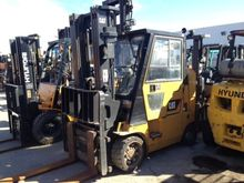 Used 2007 CAT GC40K