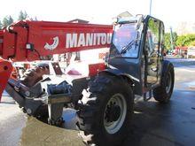 2013 Manitou 10055 Telehandler