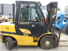 Used 2007 Yale GDP09