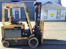 2001 Hyster E60XM2 Electric For