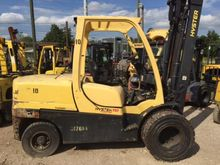 Used 2008 Hyster H11