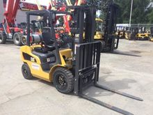 Used 2016 CAT GP25 P