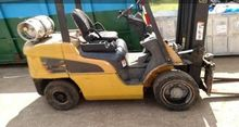 2013 CAT P7000-LE Pneumatic Tir
