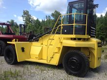 1999 Hyster H450H-ECH Container