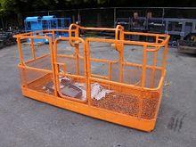 """jlg 72"""" platform basket"""