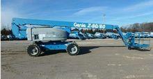2007 Genie Z80/60 Aerial Work P