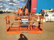 2014 JLG 600AJ Aerial Work Plat
