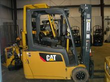 2012 CAT 2ET4000 Electric Forkl