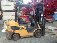 2009 CAT C6000 Cushion Tire For