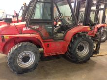 2011 Manitou M50.4 Rough Terrai