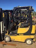 2012 Yale GLC035 Cushion Tire F