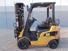 2012 CAT P3500 Pneumatic Tire F