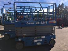 2013 Genie GS3246 Scissor Lift