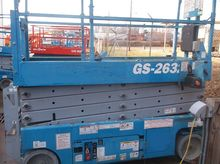 Used 2010 Genie GS26