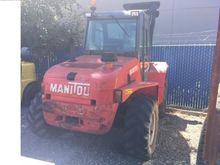 2012 Manitou M50.4 Rough Terrai