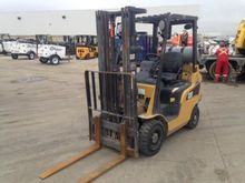 2009 CAT P3500 Pneumatic Tire F