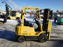Used 2003 Hyster H35