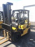2011 Yale GDP050 Pneumatic Tire
