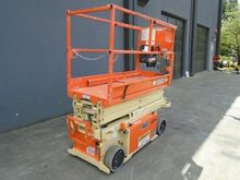 2014 JLG 1932RS Scissor Lift