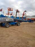 2013 Genie S125 Aerial Work Pla