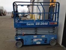 Used 2013 Genie GS26