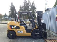 2013 CAT GP50CN1-LE Pneumatic T