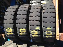 6.50-10 solids (4 tires)