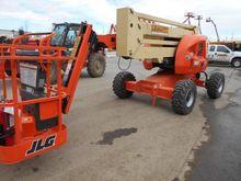 2014 JLG 450AJ Aerial Work Plat