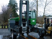 2008 Combilift C30000 Side Load