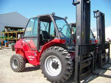2012 Manitou M50.4 Rough Terrai
