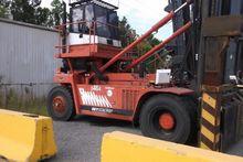 2007 Fantuzzi FDC25K8 Container