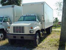 1999 GMC TOPKICK C6500