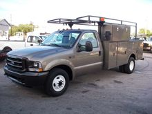 2004 Ford F350XL SD