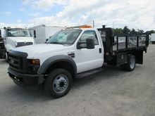 2008 Ford F450XL SD