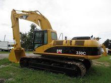 Used 2002 CAT 330C i