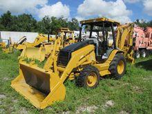 2002 CAT 430D