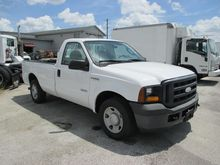 2006 Ford F250 XL SD