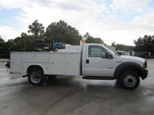 2006 Ford F550 XL SD