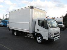 2012 Mitsubishi Fuso CANTER FE1