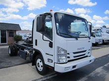 New 2016 Isuzu NPR X