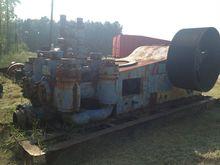 Emsco D-1000 Duplex Mud Pump #1